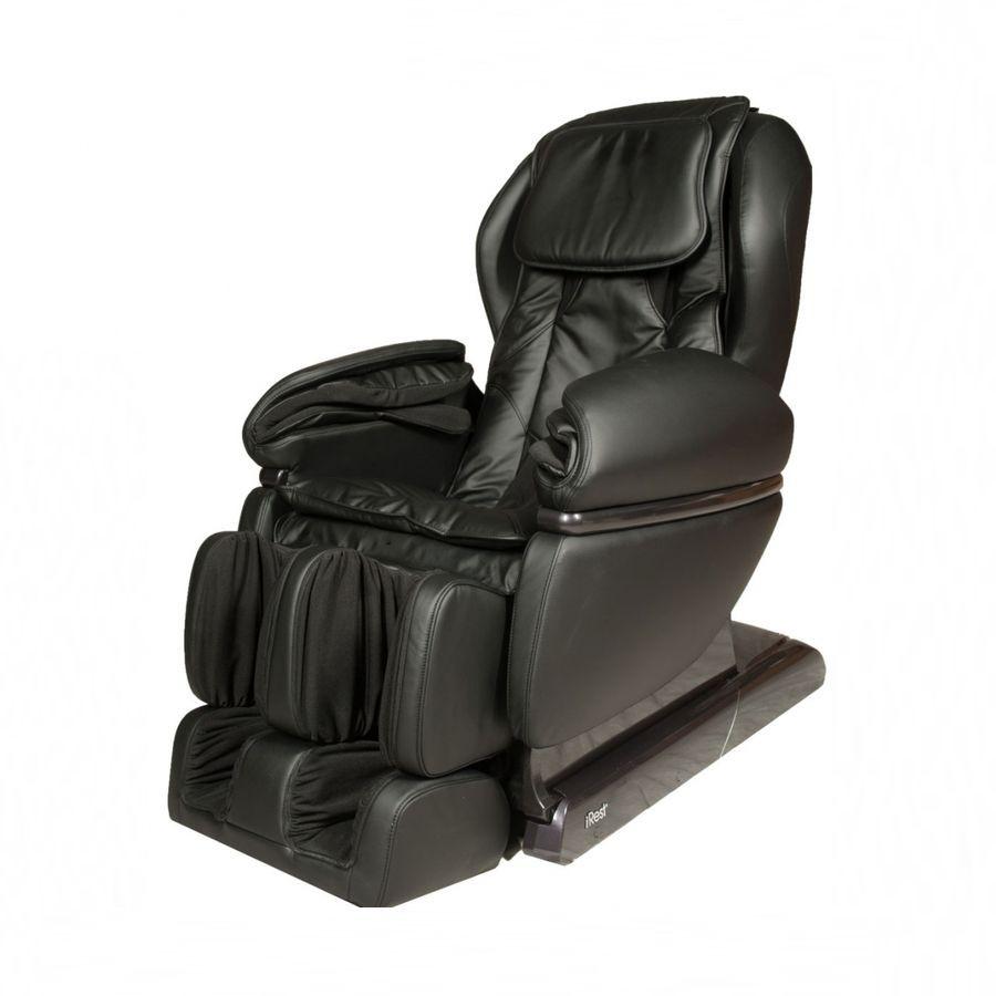 Массажное кресло для дома iRest SL-A91 CLASSIC EXCLUSIVE черный