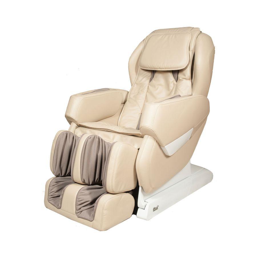 Массажное кресло для дома iRest SL-A91 CLASSIC EXCLUSIVE бежевыйСовременная модель массажного кресла iRest SL-A91 CLASSIC EXCLUSIVE сохранила в себе эффективную функциональность и наиболее популярные массажные техники, при этом разработчики изменили дизайн кресла и сделали его еще более эргономичным, удобным и внешне привлекательным. Классический дизайн массажного кресла, выполненного в двух вариантах обивки черного и бежевого цвета, не оставит равнодушным как любителей классики, так и приверженцев современного стиля в интерьере.<br>