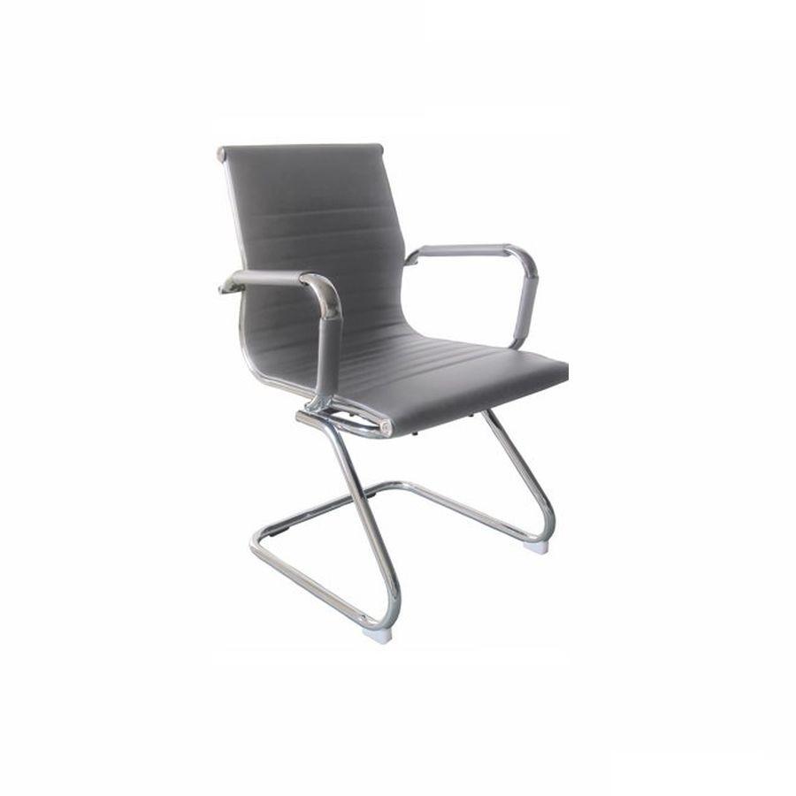 Кресло руководителя Good-Kresla Jarick GrayКомпактное и удобно офисное кресло для посетителей. Оно обладает стильным и современным дизайном, благодаря которому этот предмет меблировки прекрасно впишется в интерьер офиса, выполненного практически в любом стиле. Помимо универсального дизайна, кресло обладает и неплохими свойствами удобства, что, безусловно, очень значимо для комфортного проведения переговоров с партнерами или новыми сотрудниками.<br>
