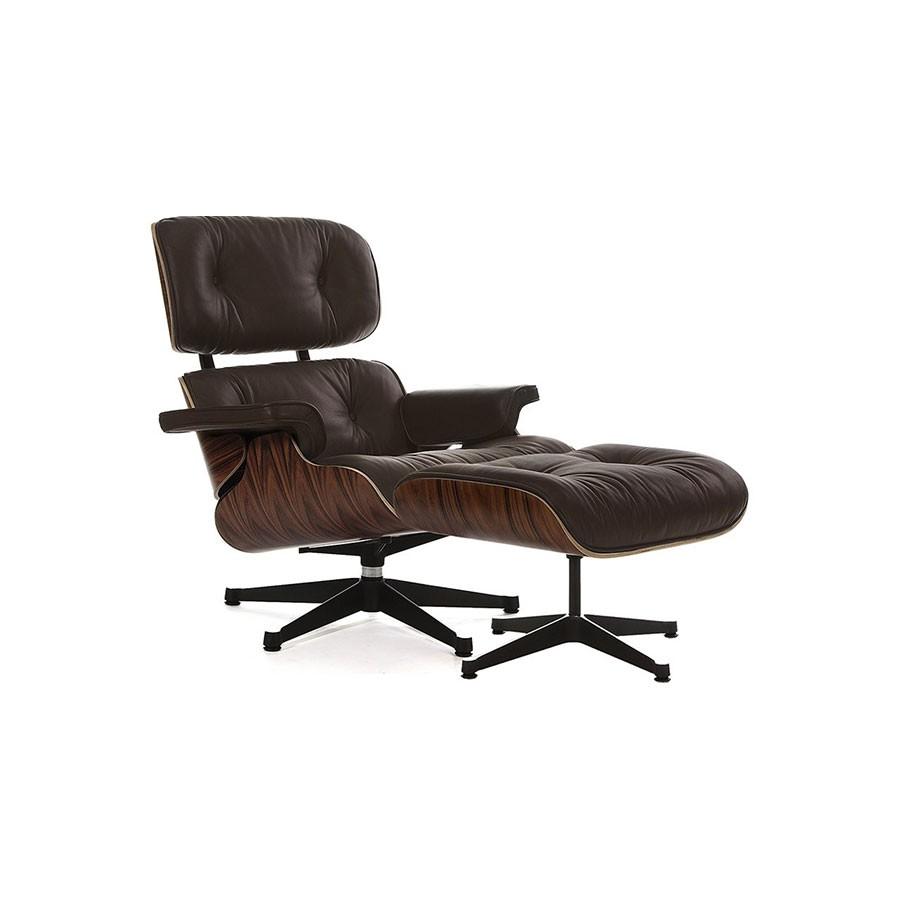 Кресло Scott Howard Eames Style Lounge Chair &amp; Ottoman Premium состаренная кожаПоистине шикарная модель, которая станет украшением домашнего интерьера. Комплект состоит из кресла и пуфа для ног, который может использоваться в качестве самостоятельного сиденья. Модель отличает высочайшее качество исполнения и дорогие материалы. Ручки кресла закруглены и не регулируются.<br>