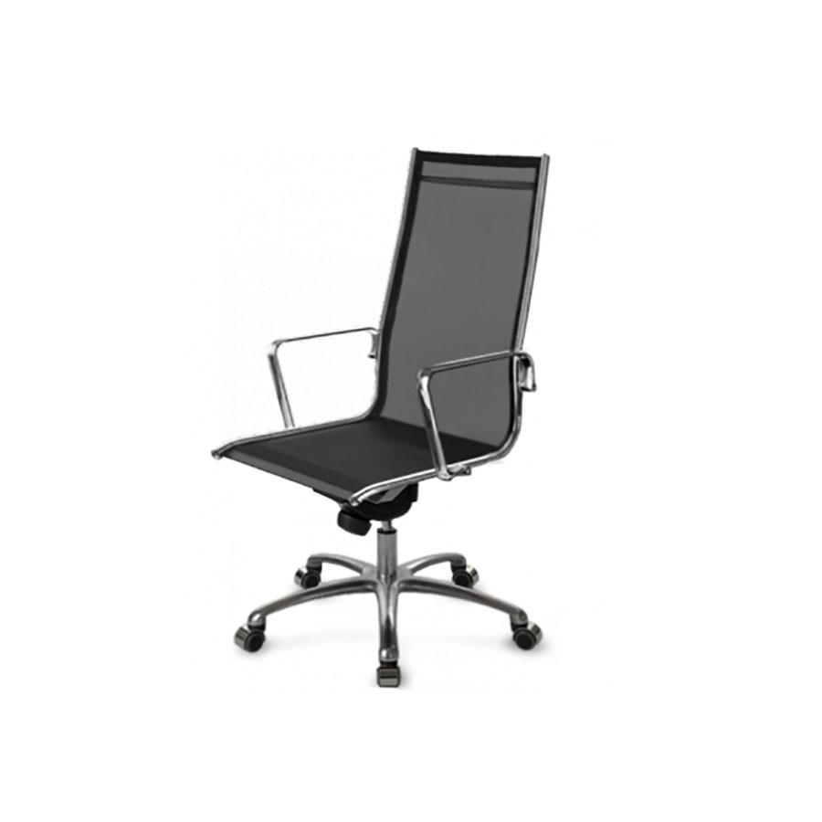 Кресло Scott Howard Luxy LIGHT MESH A черное (высокая спинка)Итальянская коллекция офисных кресел серии LIGHT представлена разнообразными моделями высочайшего исполнения. Стильный представительный вид выгодно отличает эту модель на фоне остальных.<br>