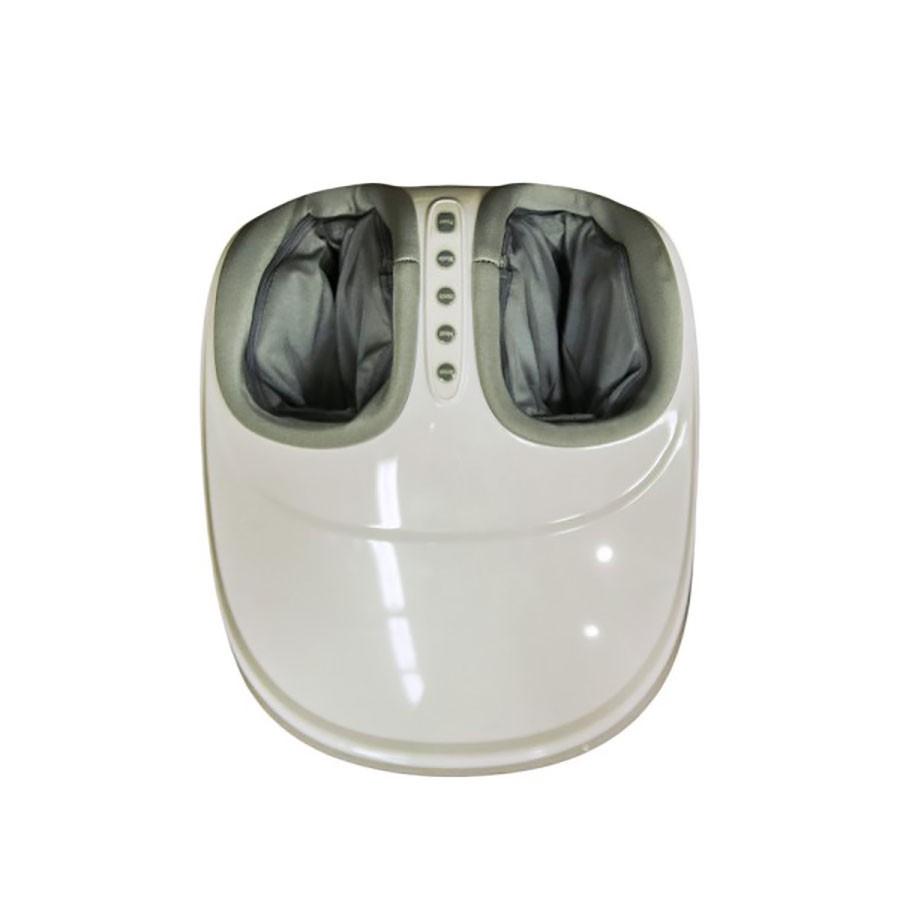 Массажер для ног Massage Paradise WH-6005 серыйМассажеры<br>Массажер для ног WH-6005 - высокотехнологичная и простая в использовании модель. Достаточно 15 минут массажа в день, чтобы ощутить всю эффективность сочетания современных технологий и древнейших восточных техник массажа. Специальные механизмы массажера обеспечивают активное воздействие на рефлексогенные зоны, расположенные на ступнях. Волнообразные движения, создаваемые давлением воздуха, способствуют улучшению лимфо- и кровотока.<br>