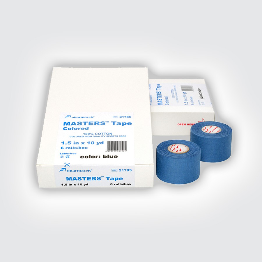���� Pharmacels MASTERS Tape Colored (6 �������) ������� (Pharmacels Power-Q)
