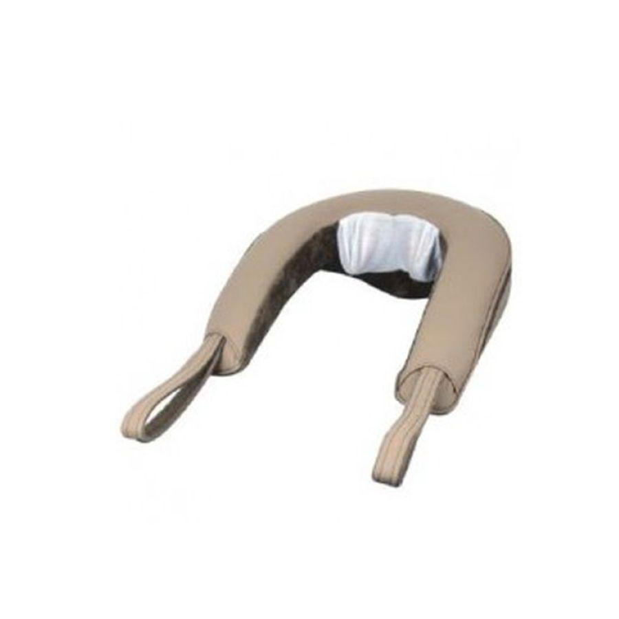 Массажер для шеи MP H-Neck 1 БежевыйМассажеры<br>Приобретение массажера для шеи MP H-Neck 1 является отличным решением при наличии головных болей и ощущении напряжения в шее и плечах.<br>