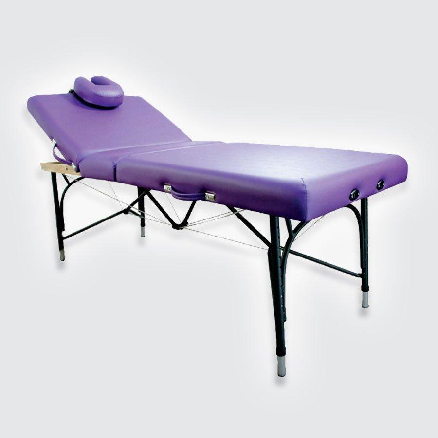 Складной массажный стол Oakworks Alliance AluminumТрехсекционный раскладной массажный стол (кушетка) от знаменитого бренда Oakworks прошел не только серьезные испытания на заводе изготовителя, но и самые положительные отклики от непосредственных пользователей этого оборудования. Не сомневайтесь &amp;ndash; вы с лихвой окупите свои вложения, если приобретете данную модель.<br>