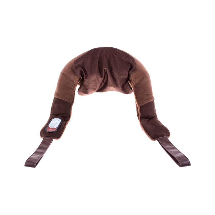 Массажер для шеи и плеч OGAWA Lunex Touch OL 0838Массажеры<br>Массажер OGAWA Lunex Touch поможет быстро и просто расслабить мышцы, снять усталость, устранить дискомфорт и неприятные ощущения в области шеи, успокоить головную боль. Простое управление, изящный дизайн, эргономика и компактность аппарата позволяют комфортно использовать его, вне зависимости от того, где вы пребываете &amp;mdash; дома, в офисе, на учебе или даже едете в автомобиле.<br>