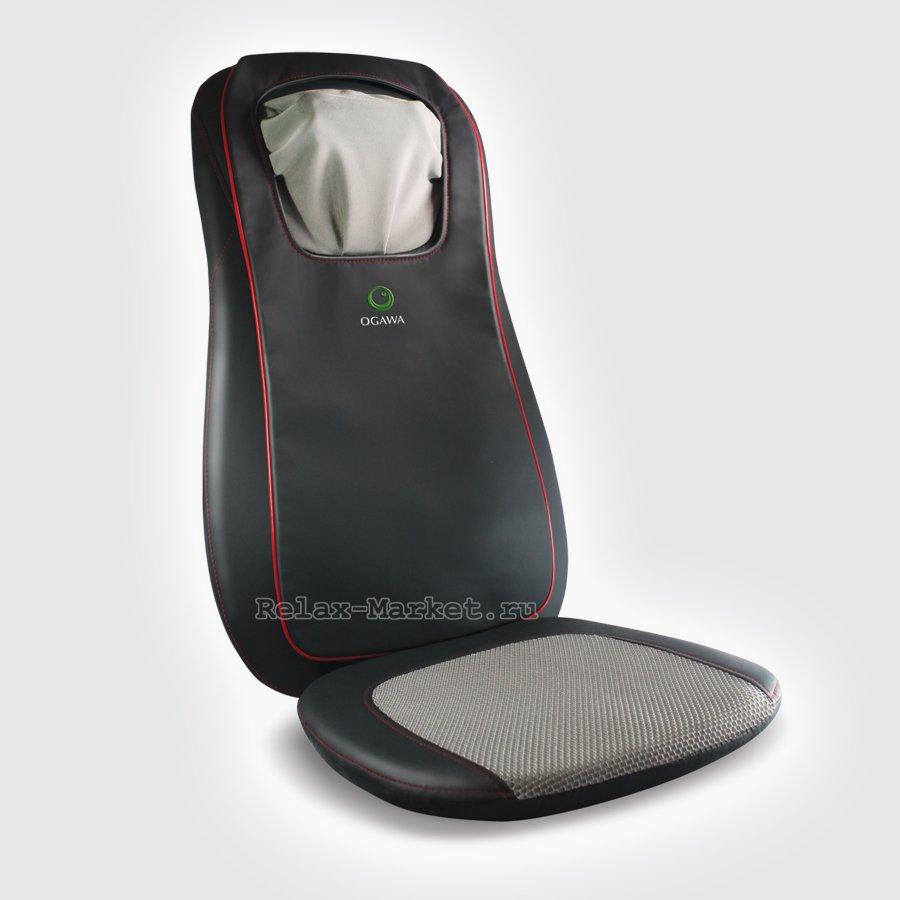 Массажная накидка OGAWA MOBILE SEAT NE OZ0928Стильная, сверхтонкая и портативная массажная накидка,&amp;nbsp; предназначенная для облегчения&amp;nbsp; Вашей жизни в условиях современного города.&amp;nbsp; Накидка идеально подходит для использования в офисе или дома, облегчая боли, усталость и напряжение мышц верхней и нижней области спины. Комплексный массаж спины дополнен инновационной функцией тепловой&amp;nbsp; терапии и вибрационного массажа, которые помогают быстро снять стресс&amp;nbsp; и психологическое напряжение, обновляя Ваше сознание и чувства.<br>