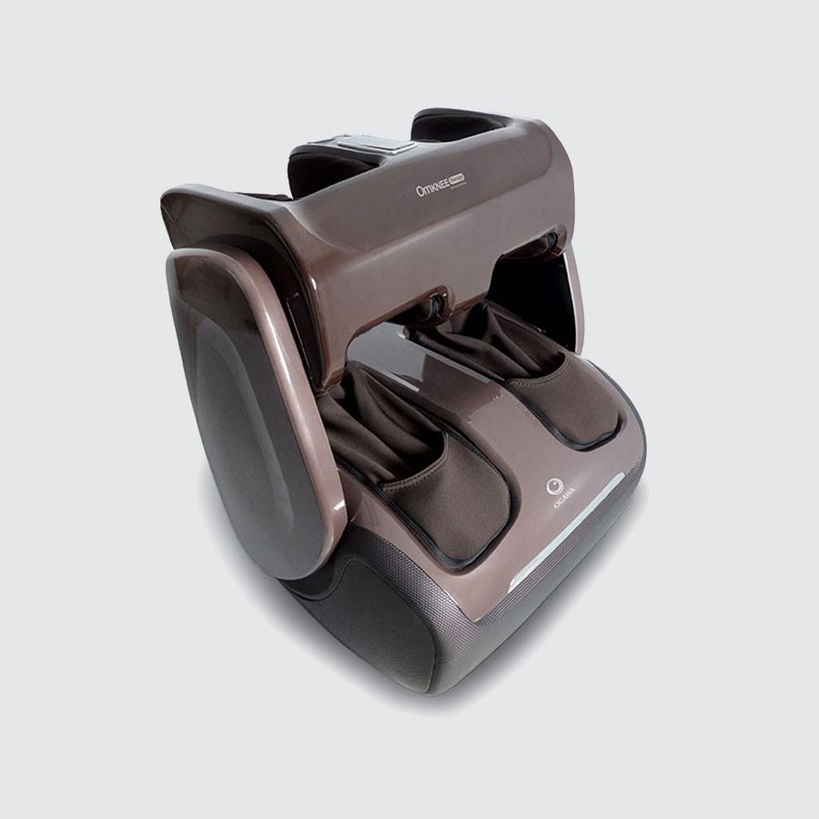 Массажер ног OGAWA OmKNEE Therapy OF2002Массажеры<br>Новейший массажер ног OGAWA OmKNEE Therapy обладает единственной в своем роде технологией теплового оздоровления - Термотерапией, использующей до 30 воздушных подушек с подогревом, которые обеспечивают интенсивное и направленное воздействие на колени и ступни.<br>