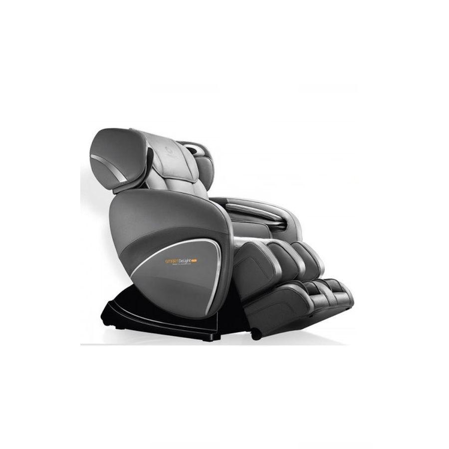 Массажное кресло Ogawa Smart DeLight Plus OG7568 графитМногофункциональное массажное кресло Ogawa Smart DeLight Plus OG7568 в магазине массажного оборудования Релакс-Маркет станет хорошим другом для уставшей спины офисного сотрудника. Большое количество разнообразных программ массажа не только расслабит тело, но и восстановит нервную систему человека.<br>