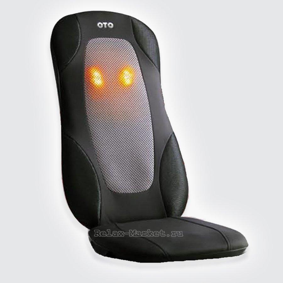 Массажная накидка OTO e-Lux EL-868 черный