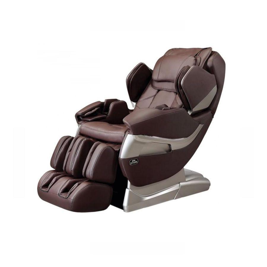 Массажное кресло OTO Stark SK-01 кофеВ основу работы данного массажного кресла OTO Stark SK-01 положена техника восточного массажа. Действие направлено на проработку биологически значимых точек тела человека. Массаж способствует общему оздоровлению всего организма.<br>