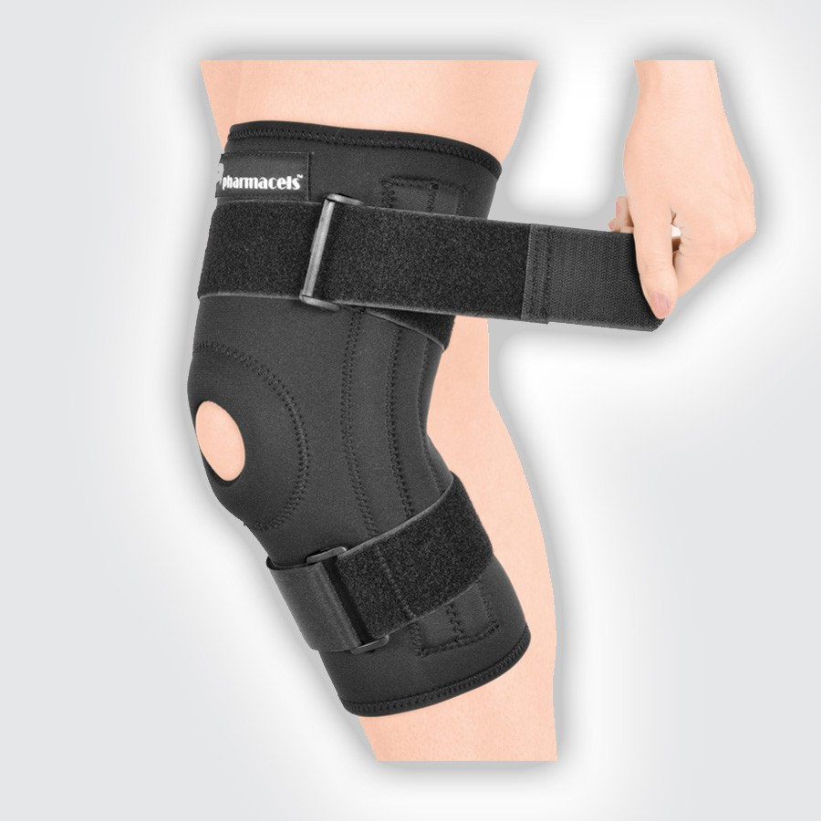 Бандаж-стабилизатор Pharmacels Patella Stabilizer Knee Brace от Relax-market