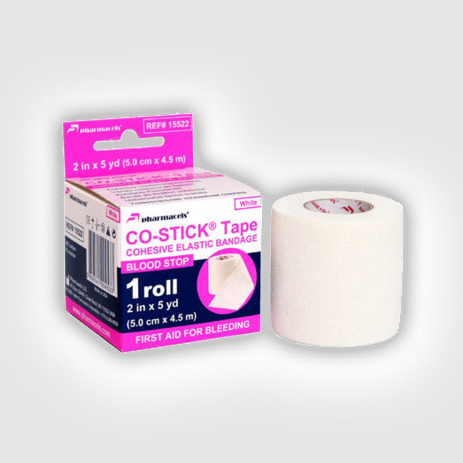 Тейп Pharmacels Co-Stick Tape от Relax-market