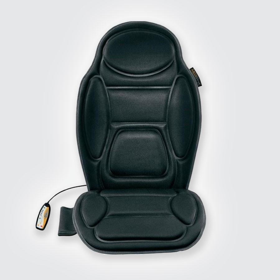 Массажная накидка Planta MNA-100BМассажная накидка автомобильная Planta MNA-100B &amp;ndash; это решение проблем, связанных с возникновением усталости и напряжения в мышцах при вождении автомобиля. С помощью этого устройства можно наслаждаться массажем прямо в собственной машине, а современный дизайн накидки легко впишется в интерьер любого салона автомобиля.<br>