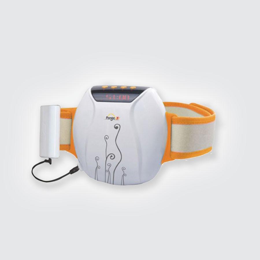 Массажер для похудения ПОЯС КРАСОТЫ Pango PNG-BM40Массажеры<br>Массажный пояс способствует снижению веса, может использоваться для борьбы с целлюлитом. Улучшает обменные процессы в организме, поддерживает мышцы в тонусе. С помощью регулируемого ремня может крепиться к бедрам, животу, спине, ягодицам. Способствует сжиганию подкожных жиров, помогает выведению токсинов из организма.<br>