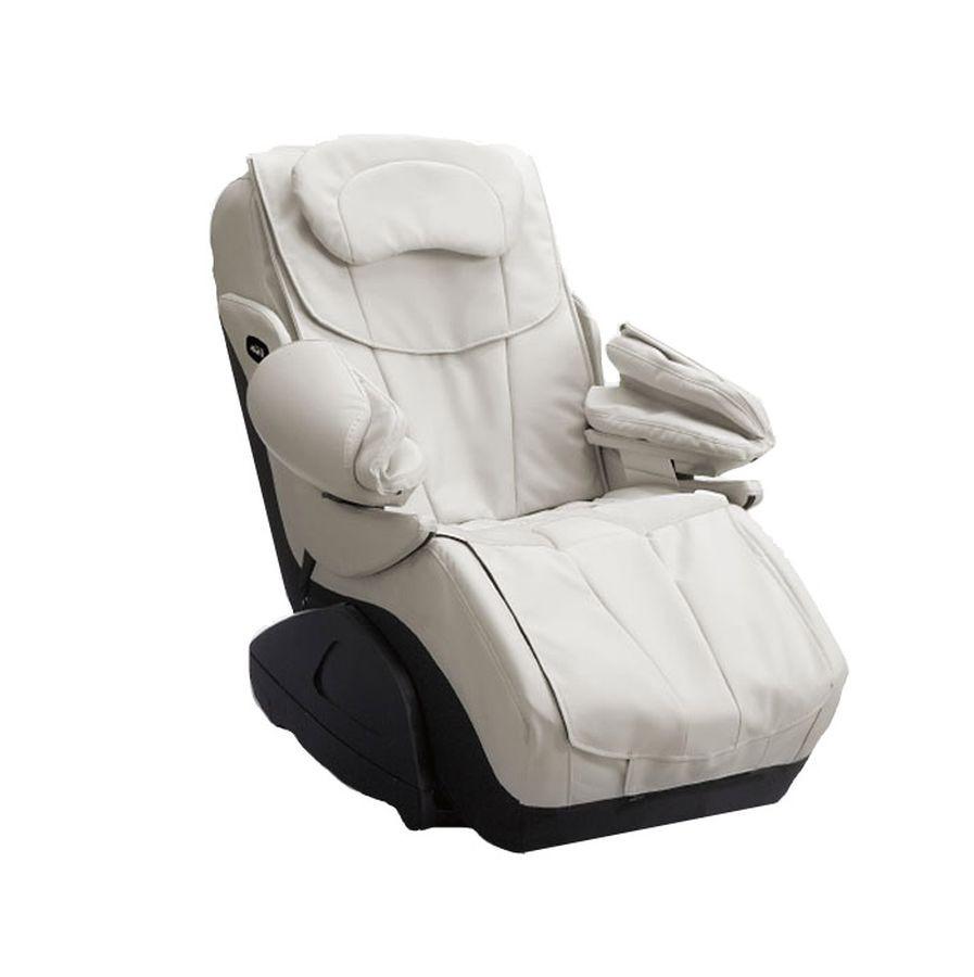 Массажное кресло Inada Duet бежевыйСовременное уникальные массажное кресло Inada Duet является единственным представителем из массажных кресле, которое обладает двумя автономными массажную механизмами. Они независимо осуществляют массаж в верхней и нижней области тела, при этом его интенсивность и скорость можно регулировать, в зависимости от индивидуальных предпочтений пользователя. При этом массаж спины отличается максимальной точностью и высокой интенсивностью.<br>