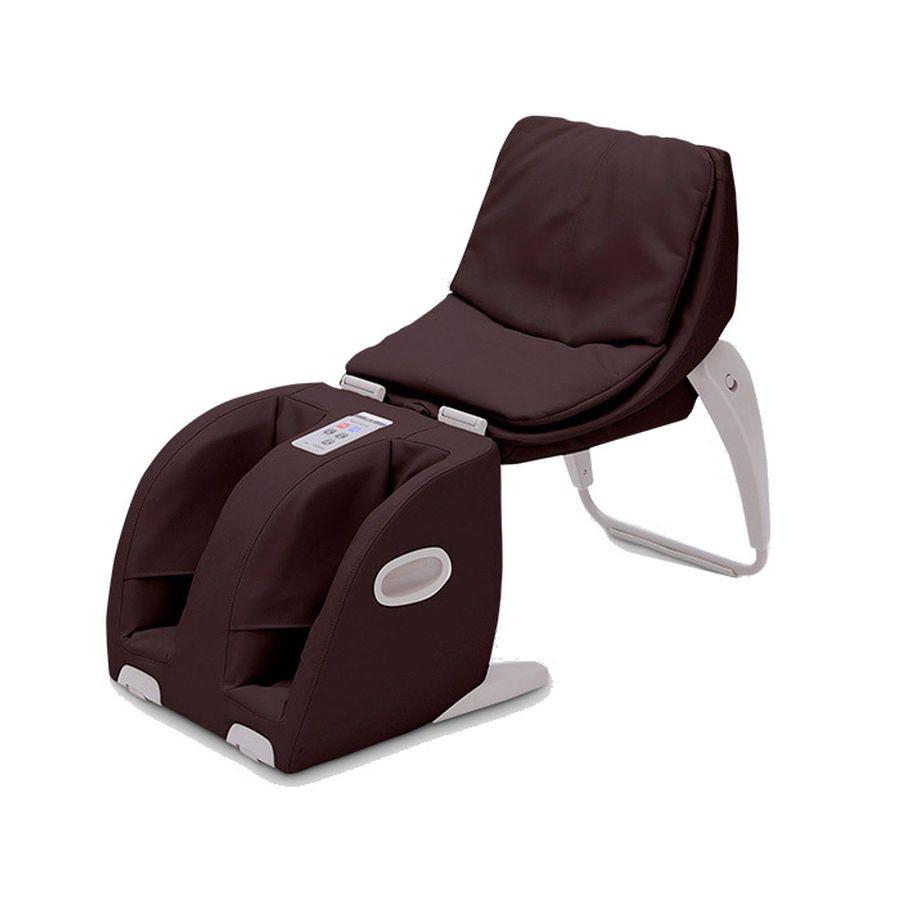 Массажное кресло Inada Cube Plus коричневыйНаверное, многие мечтали бы иметь массажное кресло у себя дома, но большинство останавливает их внушительные размеры - действительно, не в каждую квартиру сможет поместиться полноценное массажное кресло. С ультрасовременным креслом Inada Cube Plus эта проблеме решена.<br>