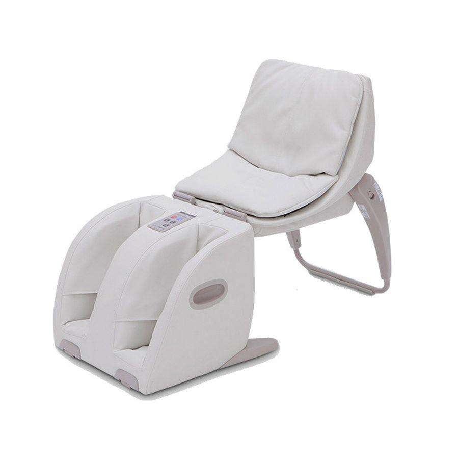 Массажное кресло Inada Cube Plus слоновая костьНаверное, многие мечтали бы иметь массажное кресло у себя дома, но большинство останавливает их внушительные размеры - действительно, не в каждую квартиру сможет поместиться полноценное массажное кресло. С ультрасовременным креслом Inada Cube Plus эта проблеме решена.<br>