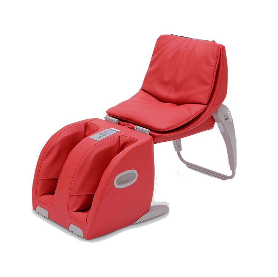Массажное кресло Inada Cube Plus красный