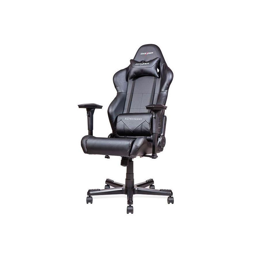 Компьютерное кресло Racing OH/RE99/NКомпьютерное кресло DXRacer OH/RE99/N &amp;ndash; прекрасный выбор для тех, кто проводит за компьютером значительную часть суток. Сочетание анатомических, ортопедических свойств с элегантным дизайнерским решением делает модель особенно актуальной.<br>