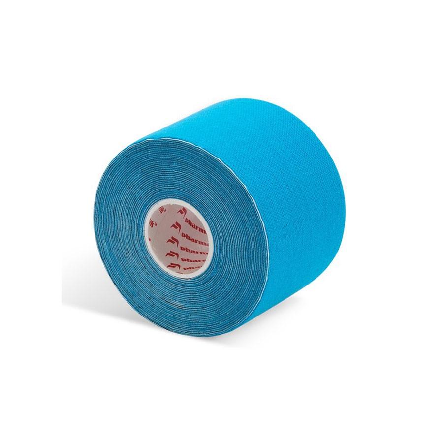 Тейп атлетический Rehab Medic Athletic Retail, цветной голубой