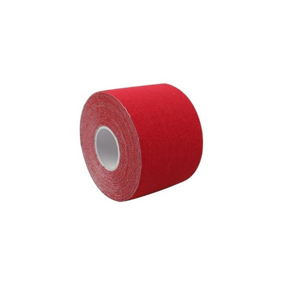 Тейп Rehab medic Trainers Tape, белый, 32 рулона (ширина 3,8 см) красный<br>