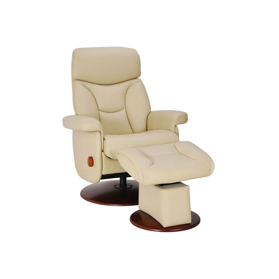 Кресло-реклайнер Relax Master S14120 кожа-слоновая кость / дерево-светлый орехНовинка с дополнительным механизмом качания в любом положении (сидя/лежа). Эта совершенно новая модель нынешнего года &amp;ndash; гордость компании.&amp;nbsp;Уникальность и неповторимость кресла Релакс Мастер состоит в том, что оно обладает всеми свойствами кресла-реклайнера и кресла-качалки.<br>