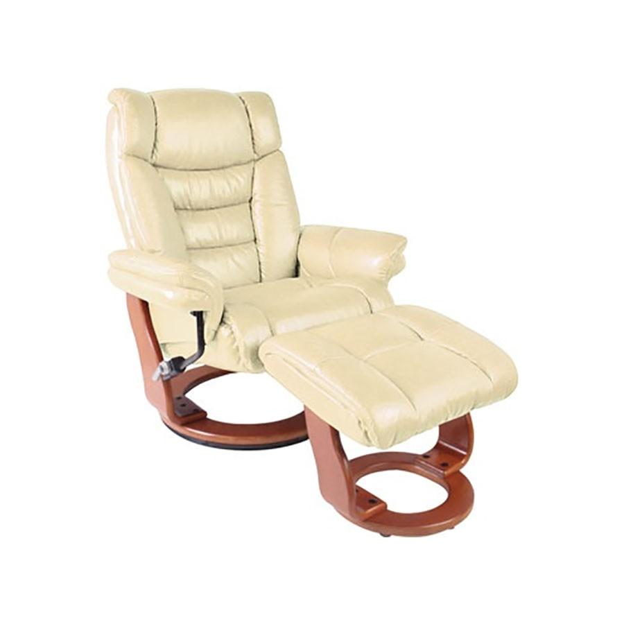 Кресло-реклайнер Relax Zuel 7582W кожа-слоновая кость / дерево-светлый орехУникальная конструкция кресла Zuel&amp;nbsp;способствует максимальному снятию физического напряжения с человеческого тела. Для этого модель обладает необходимыми &amp;laquo;выпуклостями&amp;raquo;, позволяющими сделать акцент на анатомически грамотной разгрузке различных частей организма человека.&#13;<br>&#13;<br>При этом данную роль выполняют не только необыкновенно комфортная спинка и сиденье, но также подголовник и подлокотники.<br>