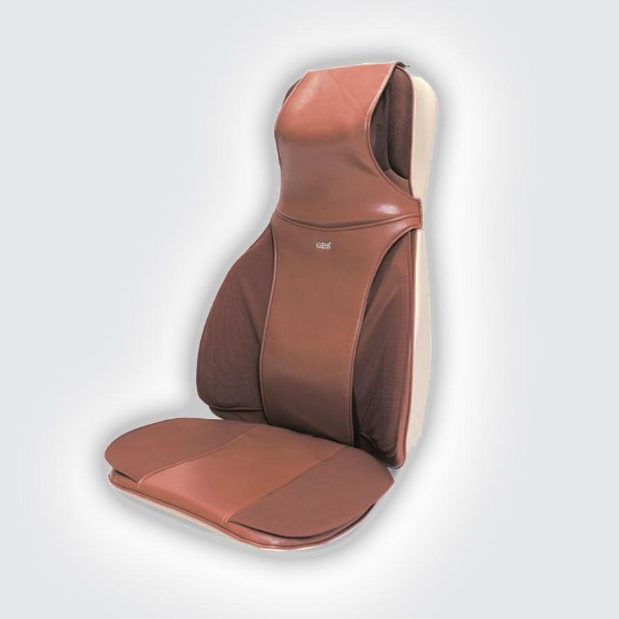 Роликовая массажная накидка GESS Mustang
