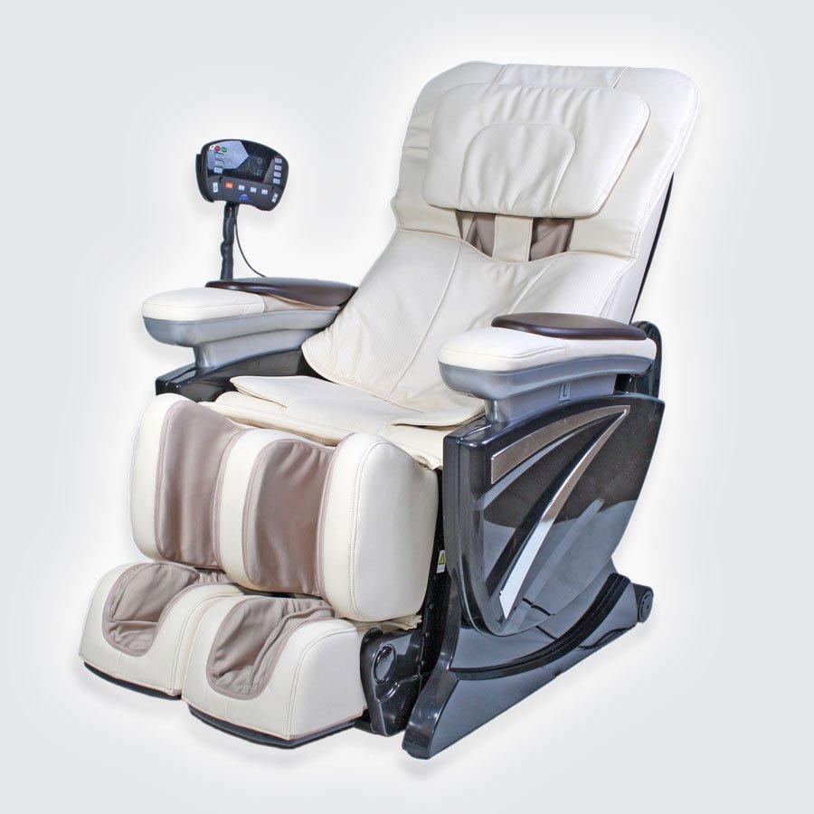Массажное кресло RestArt RK-7801 uZero бежевый от Relax-market