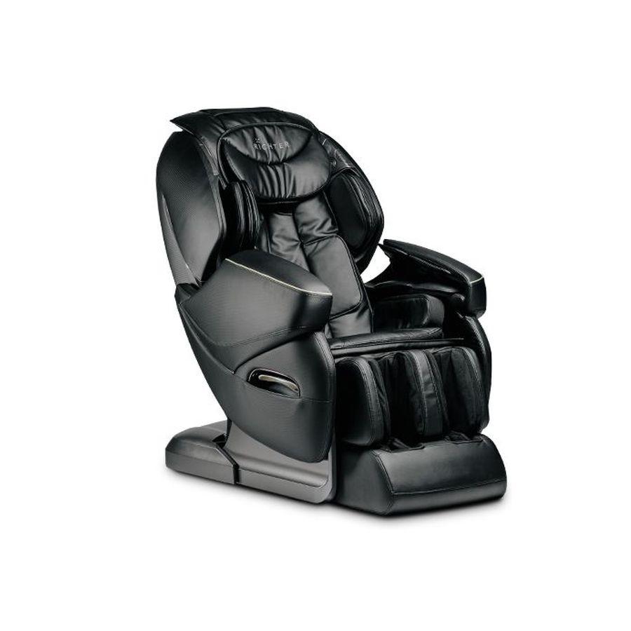 Массажное кресло Richter Epsilon черныйМассажное кресло Richter Epsilon благодар современному подходу к технике массажа индивидуально подстраиваетс под анатомические особенности тела пользовател и выполнет качественный и точный направленный массаж. Кресло имеет массажна каретку S-образной формы, котора позволет прорабатывать спину годицей и область плеч пользовател достаточно глубоко, так как гарантирут плотный контакт с телом пациента. Каретка имеет увеличенну длину до 95 сантиметров.<br>