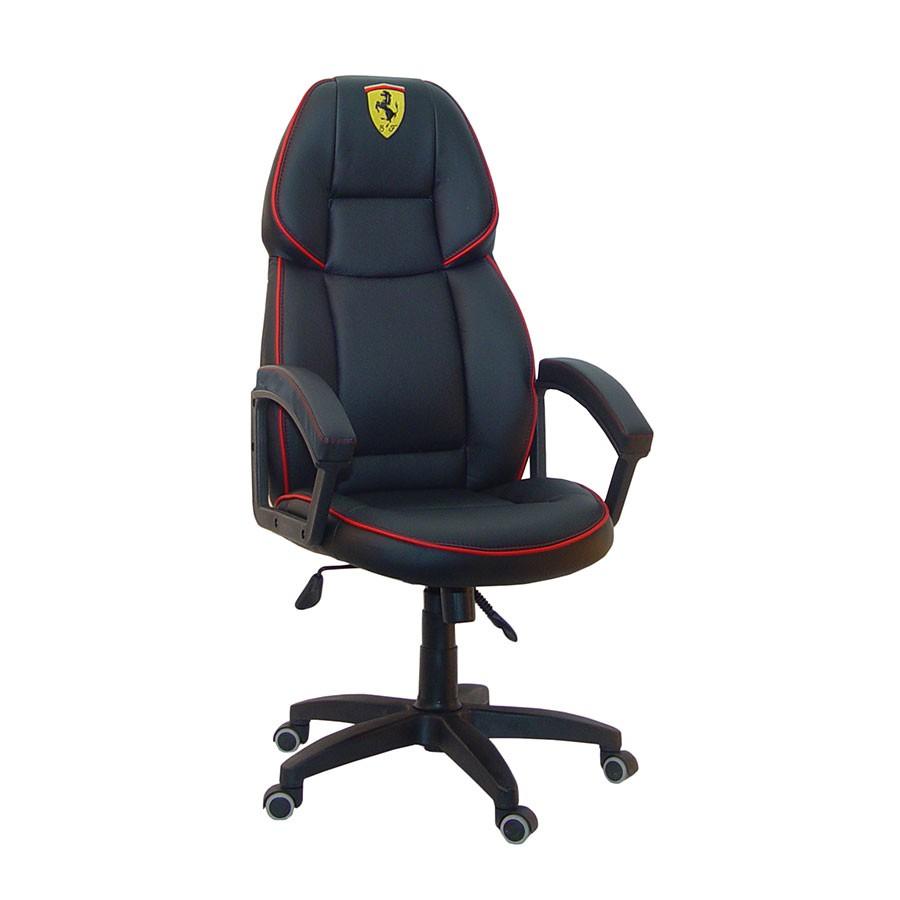 Компьютерное кресло для дома Сарос Адмирал 2 Ferrari от Relax-market