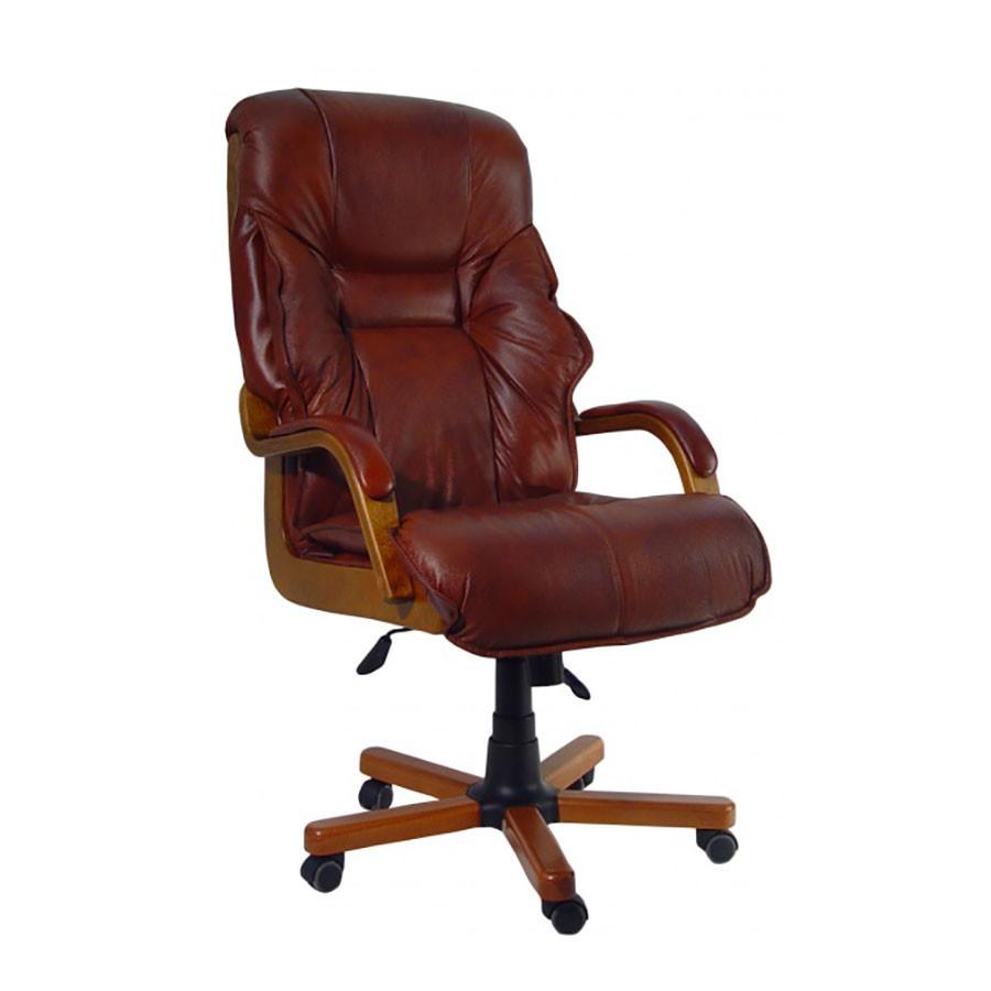 Компьютерное кресло Сарос Алтын-XXL коричневыйДанная модель является самым большим и мягким креслом, которое предлагает компания &amp;laquo;Сарос-Мебель&amp;raquo;. Величие присутствует не только в дизайне, мягкие и объемные подушки создают максимум уюта для владельца.<br>