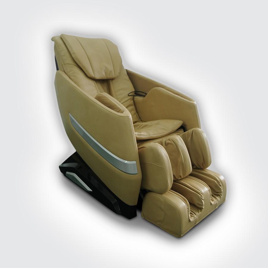 Массажное кресло Sensa RT-6162 бежевыйКресло совмещает в себе широкий набор массажных элементов и функций, таких как нулевая гравитация и настройка роликового массажа стоп. Удлиненная L-образная каретка позволяет воспроизводить роликовый массаж ягодиц.<br>