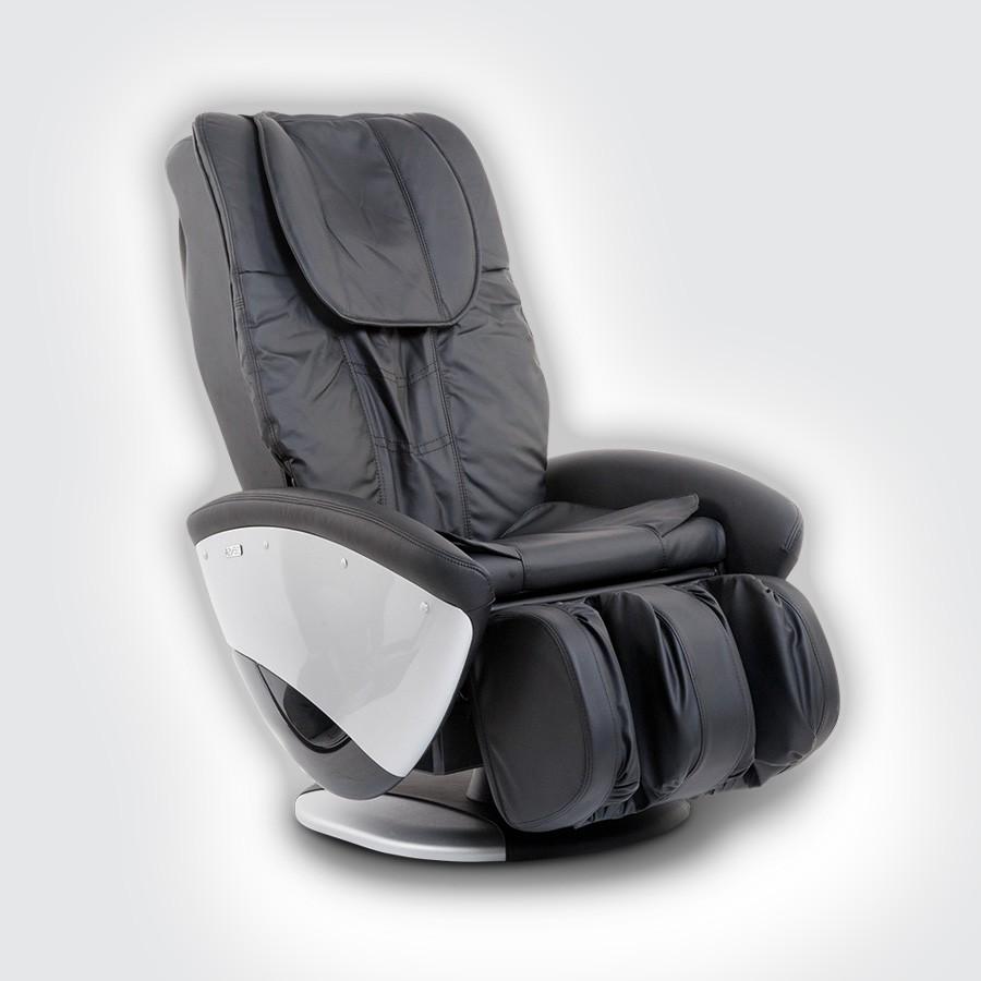 Массажное кресло Sensa RT-6150Кресло с технологией вращения. Сочетание компактности, дизайна и высокотехнологичных методик массажа. Вы можете легко вращать кресло на 60 градусов вправо или влево. Его удобно использовать в офисе или дома. Это полноценное, массажное кресло подарит Вам превосходный массаж шеи, плеч, спины, ягодиц, бедер и ног. Три автоматические программы помогут расслабиться и восстановится.<br>