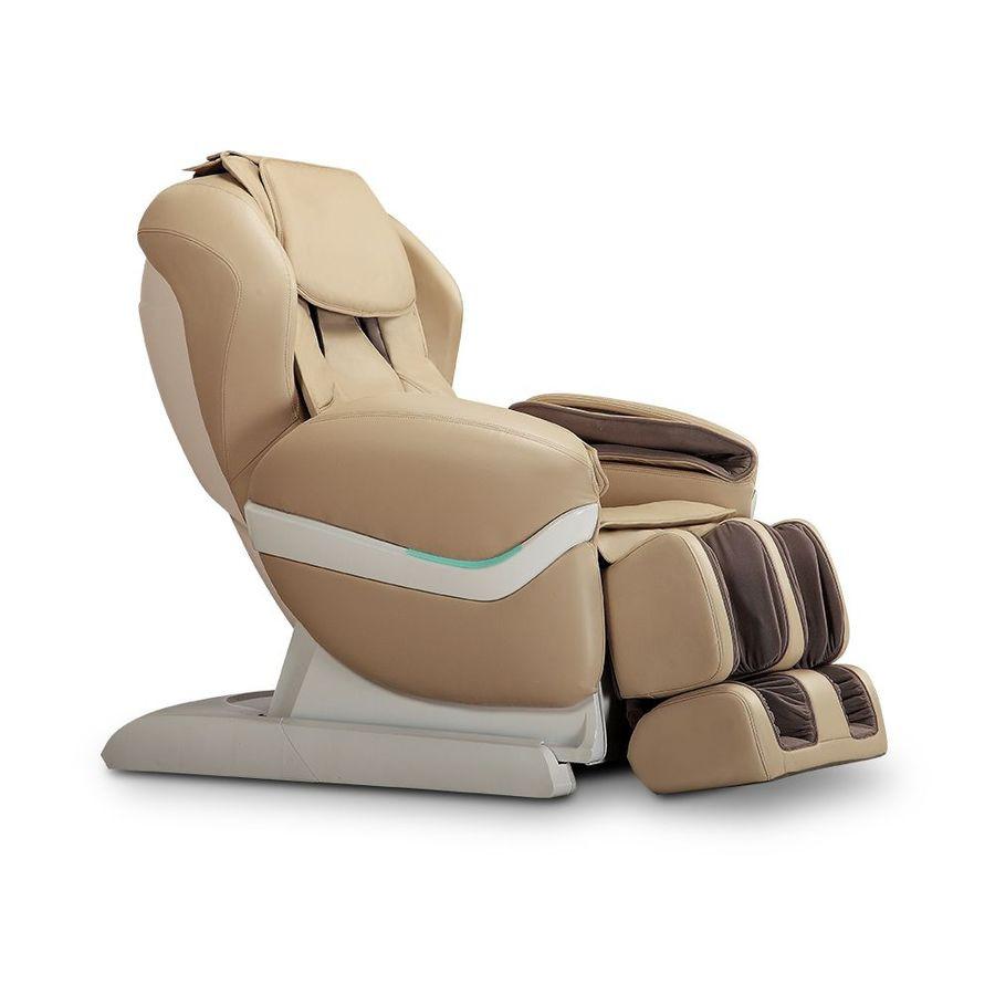 Массажное кресло Sensa Ergonomic RT-6310 бежевыйМассажное кресло Sensa Ergonomic RT-6310 является одной из последних разработок инженеров, которые смогли объединить в одном массажном устройстве новейшие современные функции и непревзойденный комфорт процедуры. Кресло оснащено удлиненной кареткой длиной 95 см, которая позволяет осуществлять полный массаж спины, начиная от шеи и заканчивая, крестцовой областью и ягодицами.<br>