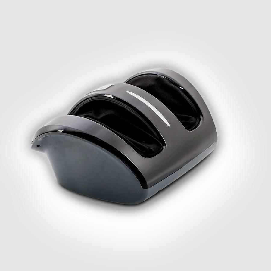 Массажер для ног Sensa RT-1800 черныйМассажеры<br>Массажер имеет стильный и современный дизайн. Обеспечивает роликовый, воздушно-компрессионный и вибрационный массаж стоп. Такой массаж воздействует на биологически-активные точки на стопах, обеспечивает эффективное разминание стоп и улучшает кровоток.<br>