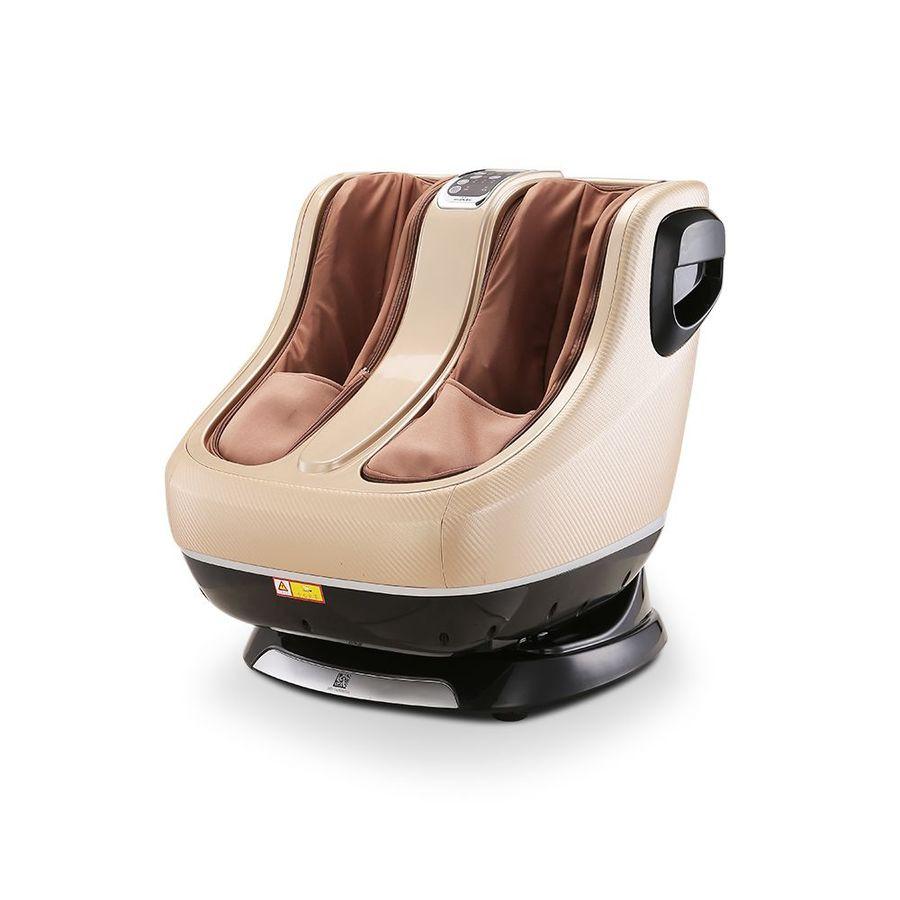 Массажер для ног Sensa RT-1889Массажер для ног Sensa RT-1889 станет отличной альтернативой массажному креслу для тех, кто много времени проводит на ногах. Массажер сочетает в себе роликовый и компрессионный массаж, что помогает быстро и эффективно снять нагрузку с перенапряженных мышц, устранить отечность и усталость.<br>
