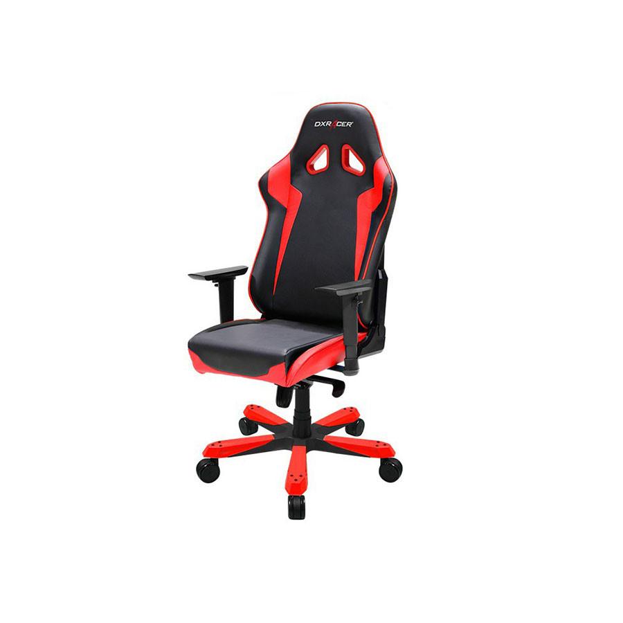 Компьютерное кресло Sentinel OH/SK00/NRКомпьютерное кресло DXRacer OH/SK00/NR имеет размеры, рассчитанные на пользователей полной комплекции. Оно прекрасно подойдет как для геймеров, так и для обычных людей, проводящих за компьютером длительное время.<br>
