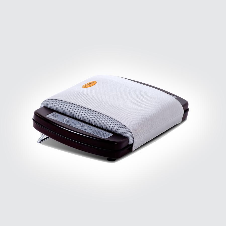 Массажер ступней Sensa SYOGRA KFM-001Массажеры<br>Массажер ступней SENSA SYOGRA KFM-001 стимулирует определенные зоны по специальной технологии. Массаж стоп позволяет мгновенно получить ощущение расслабленности. Массажер использует достижения рефлексологии, согласно которой определенные зоны стопы связаны со всеми органами. Массаж определенных точек стопы оказывает воздействие на соответствующие внутренние органы.<br>