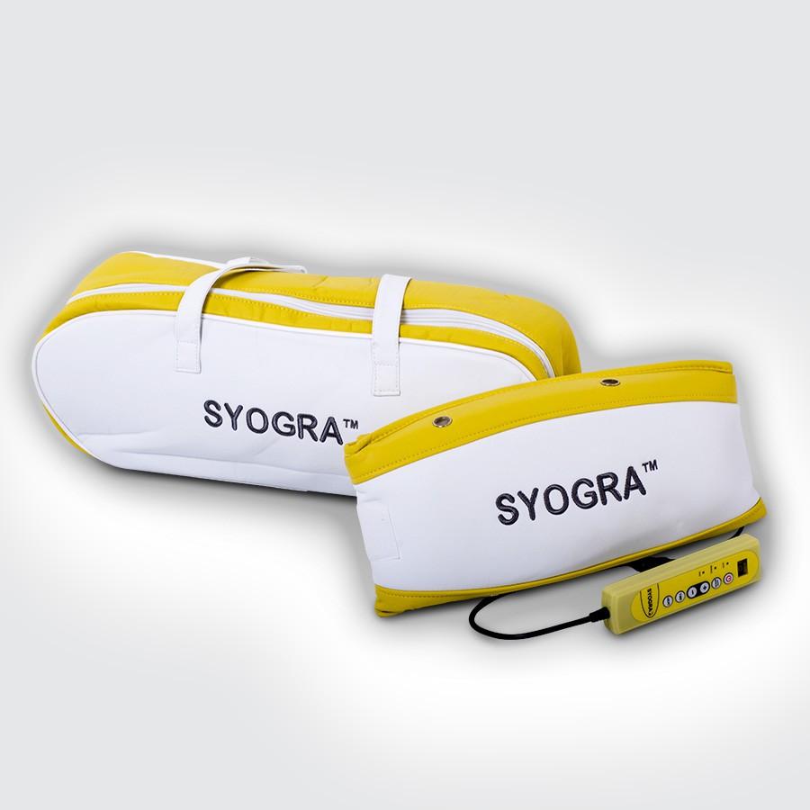 Массажный пояс Sensa SOYGRA MB-001Массажеры<br>Массажный пояс применяется для воздействия на область поясницы, живота, груди, бедер и голеней. Пояс упакован в элегантную сумочку, которую всегда удобно взять с собой.<br>
