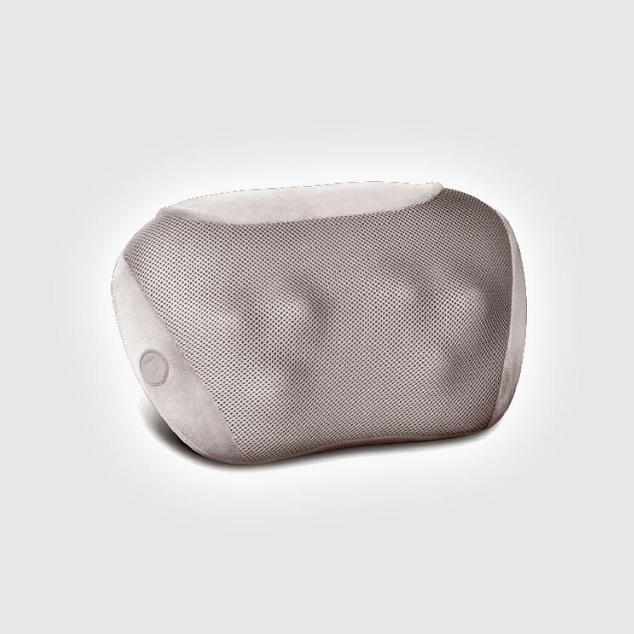 Массажна подушка Takasima M-6510Массажна подушка M-6510 &amp;ndash; то мобильный массажер, отличащийс чрезвычайным удобством в ксплуатации, портативность, малым весом и габаритами. Ее можно брать с собой буквально повсду &amp;ndash; в офис, на дачу, в лбу поездку и даже на курорт.<br>