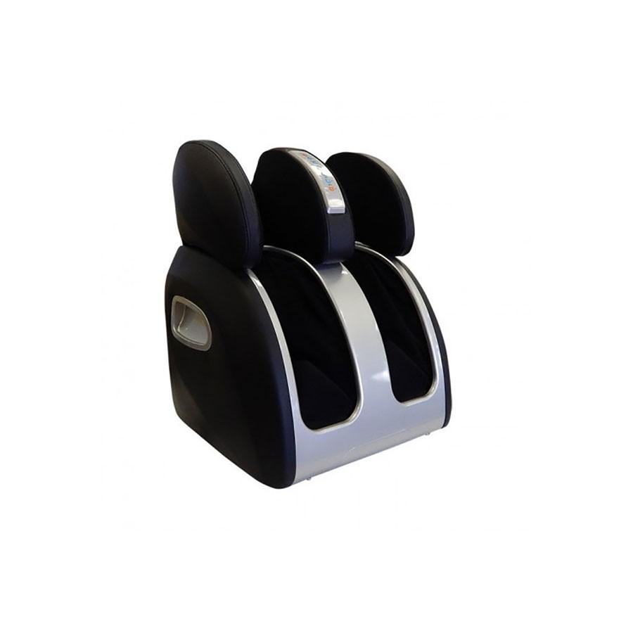 Массажер для ног Takasima RK-818 черныйМассажеры<br>RK-818 - это эффективный тренажер, массирующий Ваши ножки от бедер до кончиков пальцев. Любая из 17 комбинаций массажа ежедневно дарит Вам бодрость и жизненную энергию. Ролики мнут и ласкают каждый сантиметр Ваших ног, подобно упругим пальцам профессионального массажиста.<br>