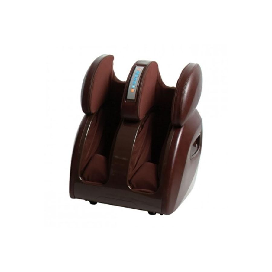 Массажер для ног Takasima RK-818 коричневыйМассажеры<br>RK-818 - это эффективный тренажер, массирующий Ваши ножки от бедер до кончиков пальцев. Любая из 17 комбинаций массажа ежедневно дарит Вам бодрость и жизненную энергию. Ролики мнут и ласкают каждый сантиметр Ваших ног, подобно упругим пальцам профессионального массажиста.<br>