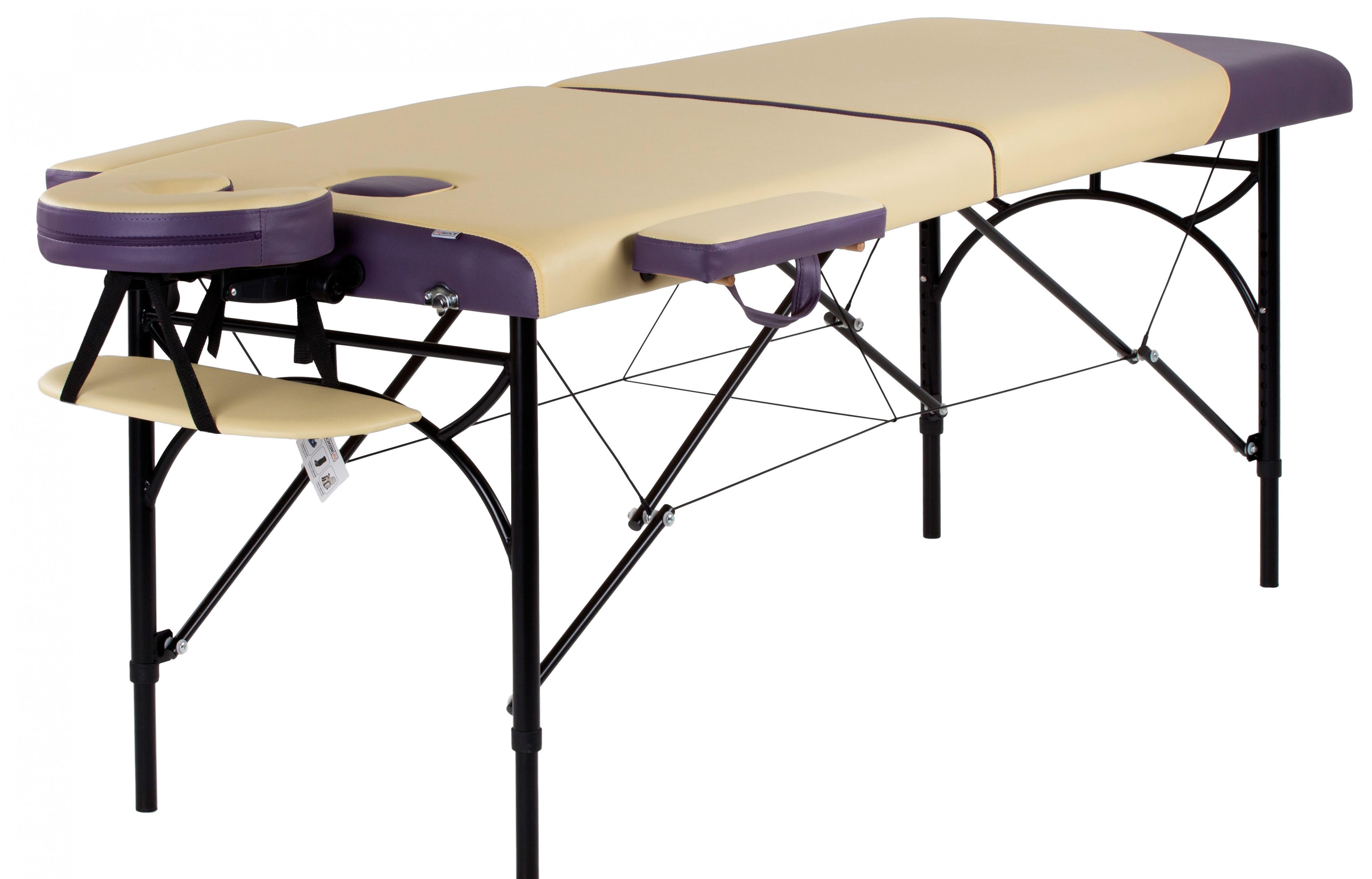 Складной массажный стол US Medica MasterОпытным мастерам древнего искусства возвращения энергии целительными прикосновениями нужен массажный стол, в котором воплощены самые передовые высокие технологии настоящего и даже будущего.<br>