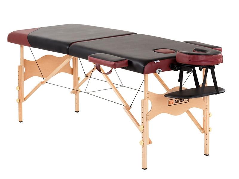 Складной массажный стол US Medica Samurai от Relax-market