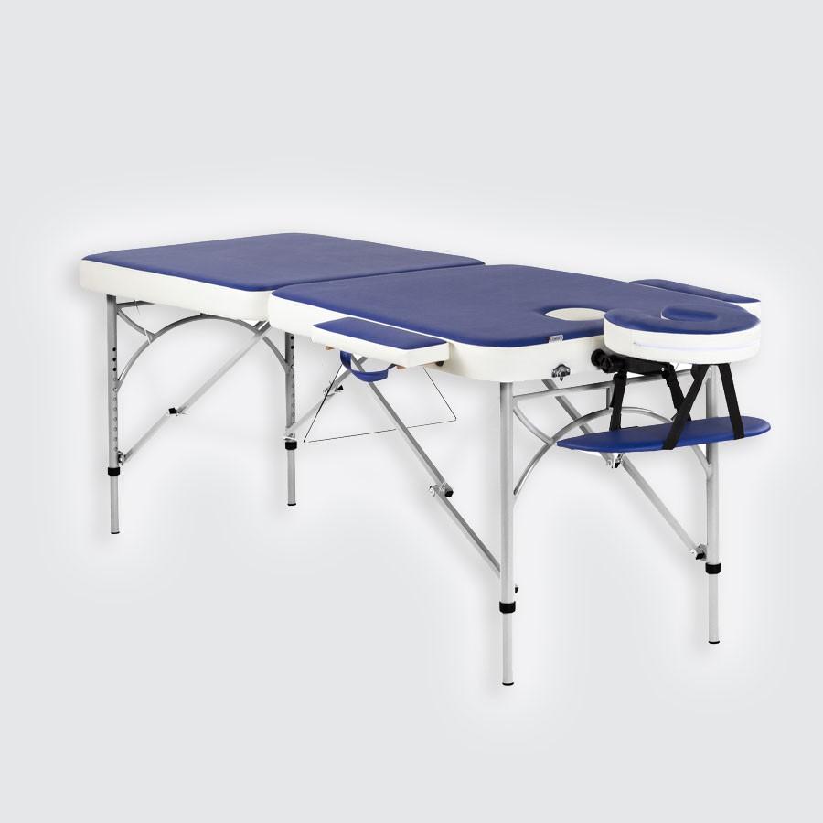 Складной массажный стол US Medica MarinoКлассическая модель массажного стола US Medica Marino &amp;ndash; живое воплощение отточенного до совершенства гармоничного сочетания лаконичного дизайна, Функциональности и практичности. Образцовая по надежности модель класса Премиум. Легкая и удобная складная конструкция MARINO для своих пользователей стала настоящим олицетворением современного подхода к созданию лечебно-профилактической продукции в стиле US MEDICA.<br>
