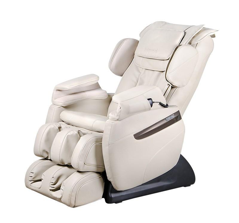 Массажное кресло для дома US Medica Quadro бежевый
