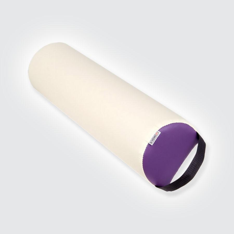 Валик усеченный US MEDICA VioletМассажные валики подходят к любому массажному столу. Обивка изготовлена из арпатека высокого качества (искуственная кожа, гипоаллергенная и приятная на ощупь). Наполнитель - поролон. Валики надежно крепится к столу ремнями с застежками.<br>
