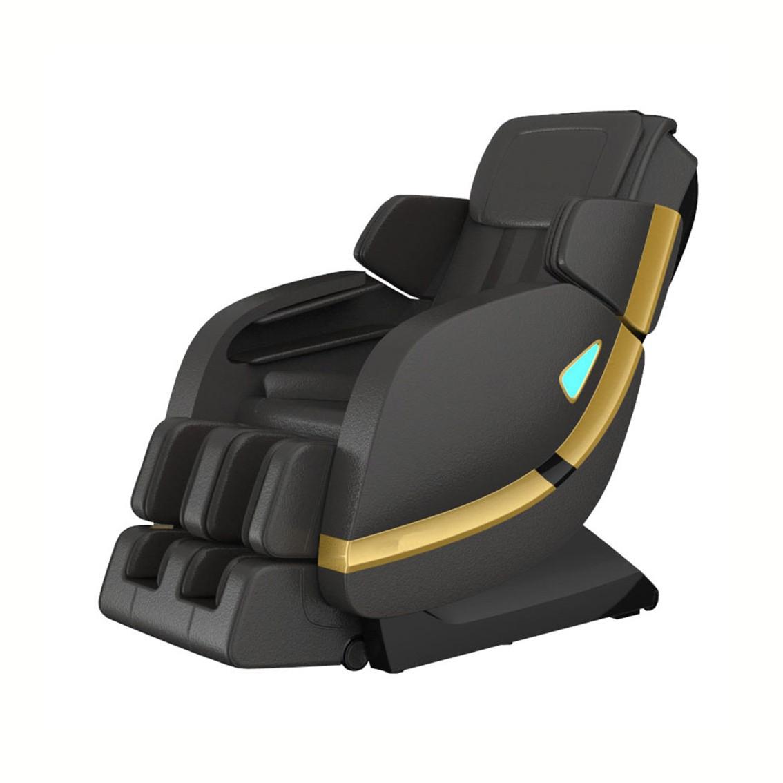 Массажное кресло Venerdi Simpatika черный от Relax-market
